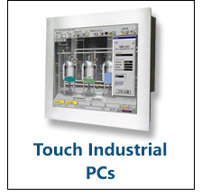 Touch Industrial PCs